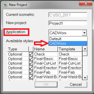February 2017 CADWorx 8